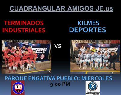 Terminados vs Kilmes