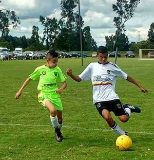 Torneo Interescuelas 2
