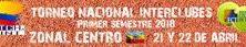 TORNEO NACIONAL INTERCLUBES DE TENIS 2018–I