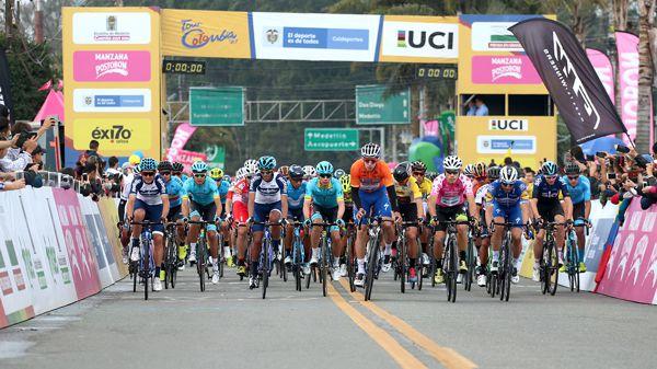 Tour colombia 2019 6 equipos confirmaron