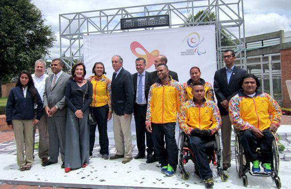 Un año a rio 2016 Paralímpicos