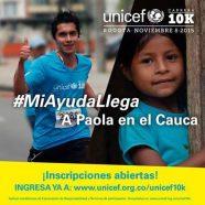 SE ANUNCIA LA FERIA UNICEF 10K EN BOGOTÁ