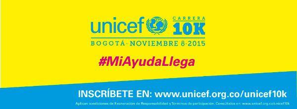 Unicef 10K Inscribete