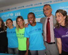 VERSIÓN 9 DE UNICEF 10K SERÁ POR NIÑOS Y NIÑAS DEL CHOCÓ