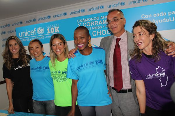 Unicef 10k 2017 lanzamiento