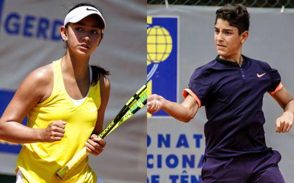 Valeria Carreño y Nicolas Niño