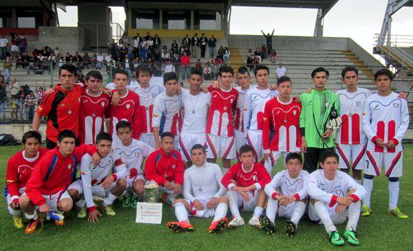 Vive Fútbol Sub Campeón