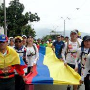 LA VUELTA A COLOMBIA DE ATLETISMO COMIENZA EL DOS DE ENERO