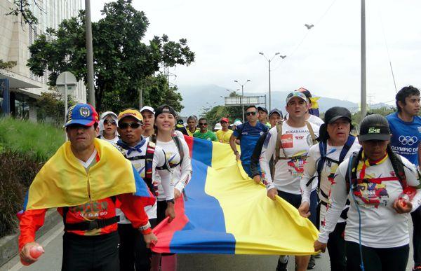 Vuelta a Colombia de Atletismo
