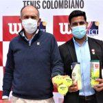 EL CIRCUITO NACIONAL JUVENIL TENDRÁ PELOTAS PERSONALIZADAS, GRACIAS AL PATROCINIO CON WILSON® COLOMBIA