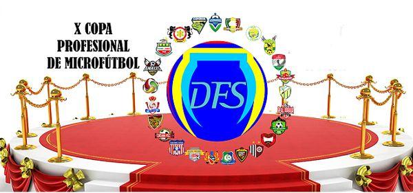 X Copa Profesional Microfutbol