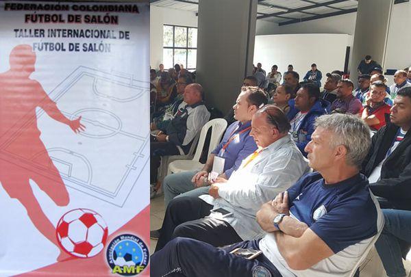 X seminario internacional de fútbol de salón