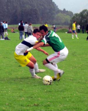 Zeneize vs Estudiantes