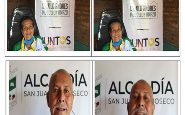 ALCALDÍA DE SAN JUAN DE RIOSECO MEJORA LA CALIDAD DE VIDA DE SUS ADULTOS MAYORES