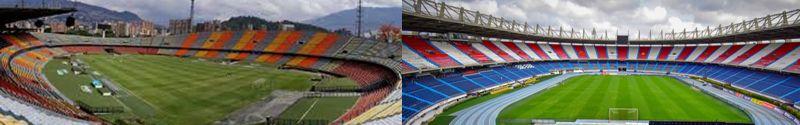 LA FEDERACIÓN COLOMBIANA DE FÚTBOL POSTULÓ AL ATANASIO Y AL METROPOLITANO PARA LAS FINALES ÚNICAS DE 2023 DE CONMEBOL