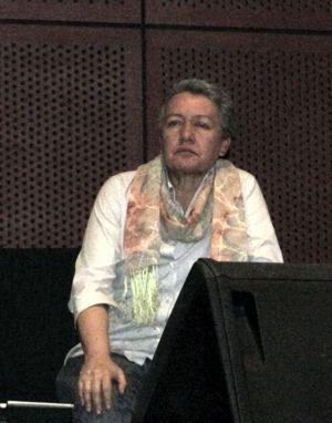 cadidata Ximena Ochoa Centro Democrático