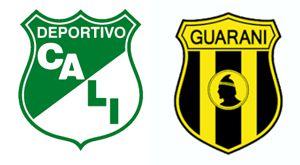 cali vs guarani escudos