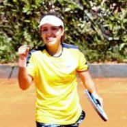 MARÍA CAMILA OSORIO LE DA A COLOMBIA SEGUNDA MEDALLA EN TENIS EN UNOS JUEGOS OLÍMPICOS DE LA JUVENTUD