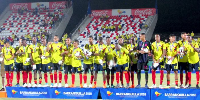 colombia campeon
