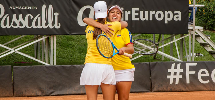 colombia revive fed cup