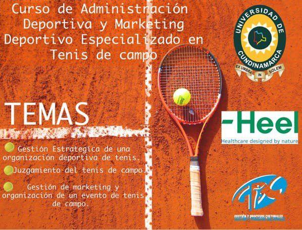 curso administración deportiva -tenis de campo
