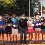 SIETE TROFEOS EN LA MALETA: TORNEO IMPECABLE PARA EL EQUIPO COLOMBIA FCT-MINDEPORTE EN EL COSAT DE MEDELLÍN