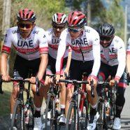 UAE TEAM EMIRATES COMPLETA NÓMINA Y SE ALISTA PARA EL TOUR