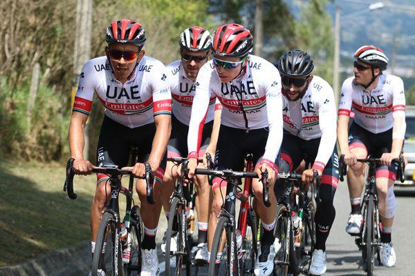 equipo emirati