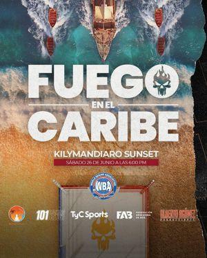 """""""FUEGO EN EL CARIBE"""": FINOL Y CASTILLO LISTOS Y EN PESO"""