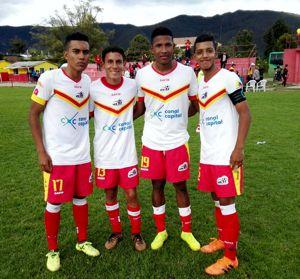 goleadores 1 fecha semifinal 2019 bogota