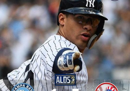 RESUMEN COLOMBIANOS MLB, SERIES DIVISIONALES 2020