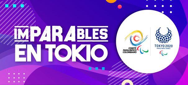 PARAATLETAS QUE REPRESENTARÁN A COLOMBIA EN LOS JUEGOS PARALÍMPICOS TOKIO 2020