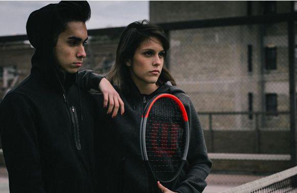 la raqueta de la nueva era