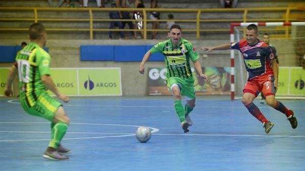 leonesnariño ganó y clasificó vs atleticodorada-ligaargos