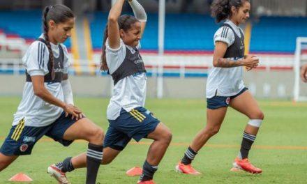LA JUGADORA MANUELA PAVI SERÁ DESCONVOCADA DE LA SELECCIÓN COLOMBIA FEMENINA DE MAYORES