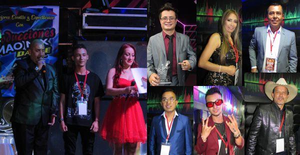 BPB PRODUCCIONES Y PRODUCCIONES MAO MIX DANCE ENTREGARON LOS PREMIOS ALL STARS AWARDS 2021 DE LA MÚSICA
