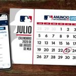 MLB CONFIRMA CALENDARIO OFICIAL 2020