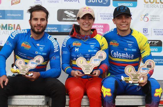 CON PRESENCIA COLOMBIANA, MUNDIALES DE BMX Y MTB SE LLEVARÁN A CABO DURANTE EL MES DE AGOSTO
