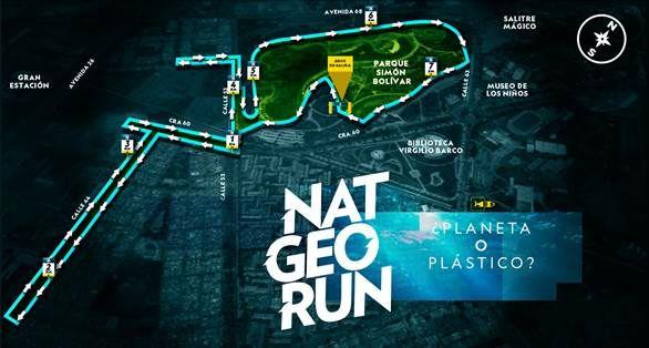 nat geo run primer trial urbano