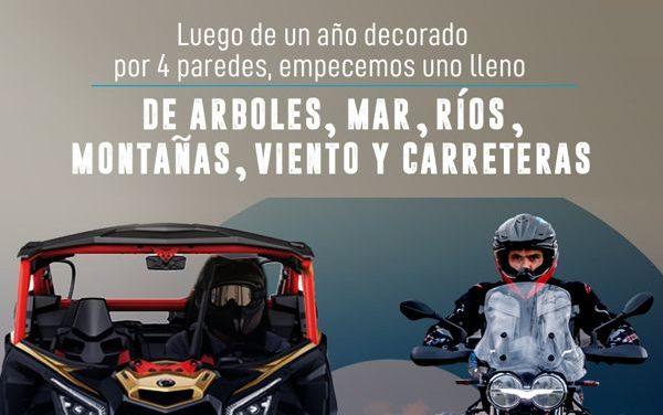 OFF WE GO, EL NUEVO REFERENTE PARA LOS AMANTES DE DEPORTES A MOTOR (POWERSPORTS)