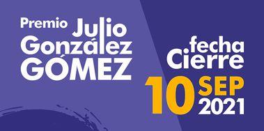 PREMIO JULIO GONZÁLEZ GÓMEZ PARA INVESTIGADORES E INVESTIGADORAS DE BOGOTÁ