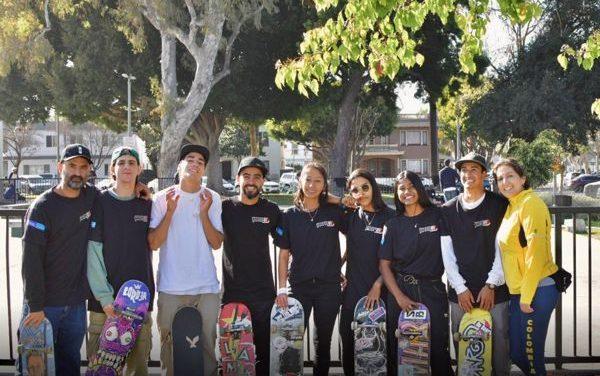 EN CALIFORNIA SE INICIÓ PRETEMPORADA DEL SKATEBOARDING