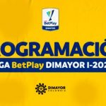 PROGRAMACIÓN DE LA FECHA 2 DE LA LIGA BETPLAY DIMAYOR I-2021