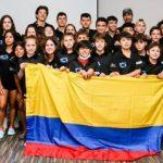 SELECCIÓN COLOMBIA DE SQUASH, CAMPEONA DEL SURAMERICANO JUNIOR COLOMBIA 2021