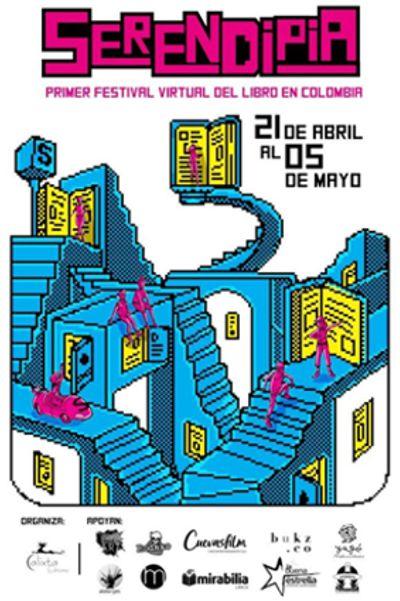 SERENDIPIA, PRIMER FESTIVAL VIRTUAL DEL LIBRO EN COLOMBIA