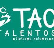TALENTOS DEL ATLETISMO COLOMBIANO EN UNIDAD DEPORTIVA EL SALITRE