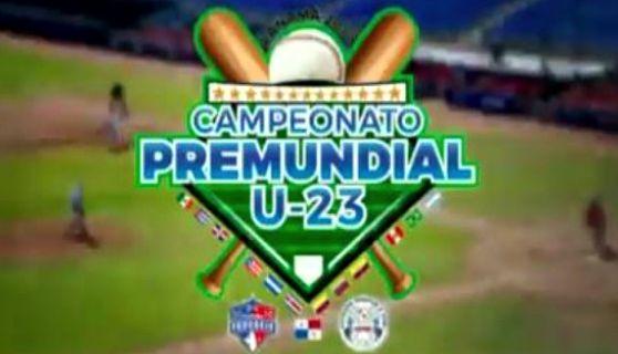 u23 premundial de beisbol
