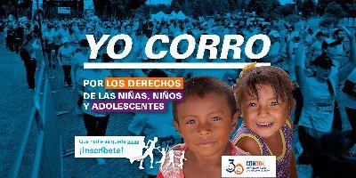 NIÑOS Y NIÑAS PODRÁN CORRER ESTE DOMINGO EN LA UNICEF 10K